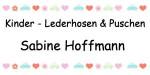 Hoffmann, Sabine